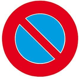 17.50 Parkieren verboten