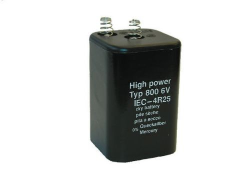 Batterie 6V 7h