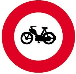 2.06 Verbot für Motorfahrräder