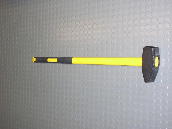 Vorschlaghammer mit Fiberglasstiel
